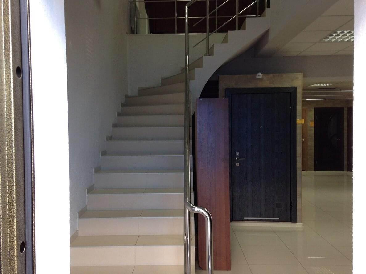 Фото лестницы маршевого типа