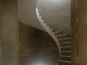 Фото лестницы винтового типа